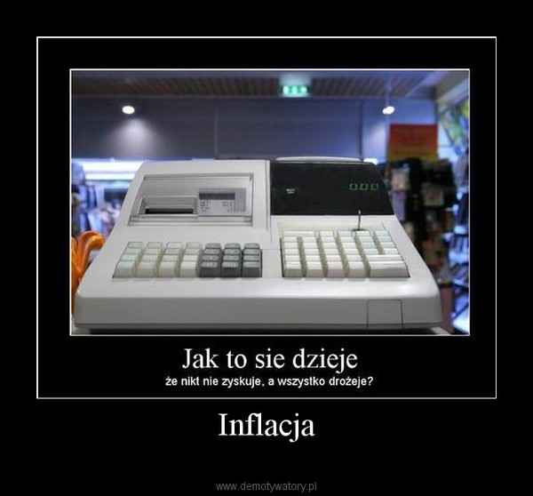 Inflacja –