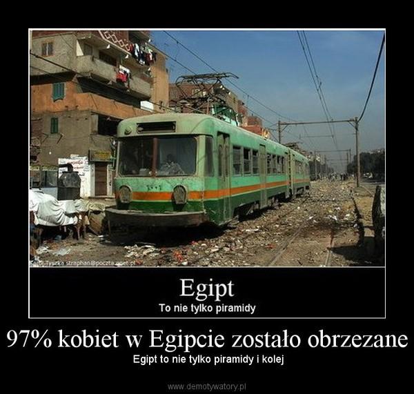 97% kobiet w Egipcie zostało obrzezane –  Egipt to nie tylko piramidy i kolej