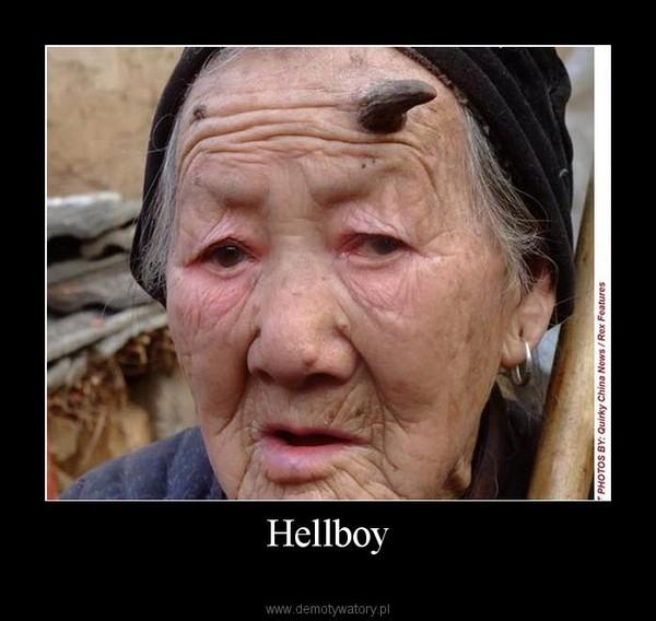 Hellboy –