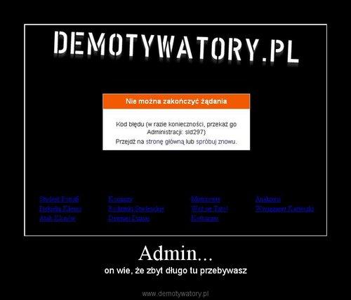 Admin...