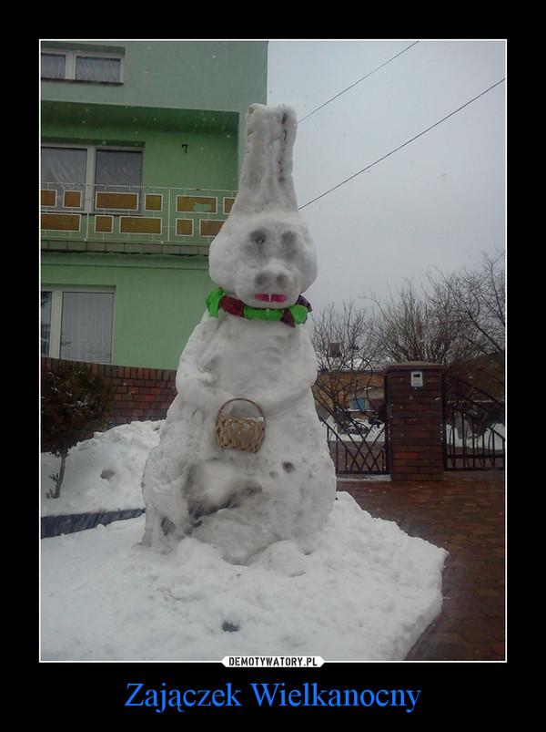 Zajączek Wielkanocny –