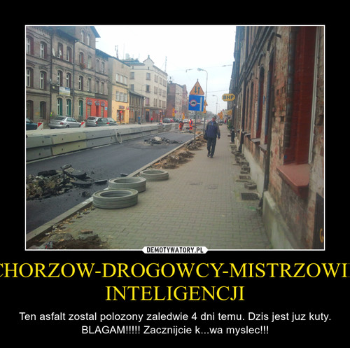 CHORZOW-DROGOWCY-MISTRZOWIE INTELIGENCJI