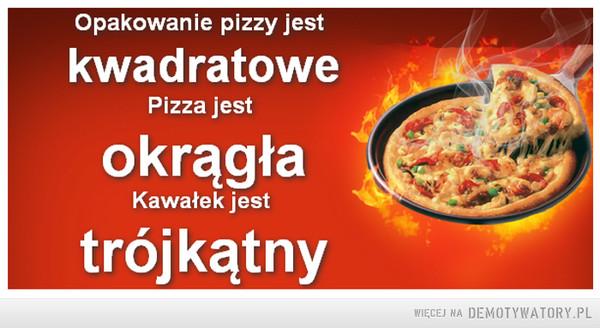 Logika pizzy –