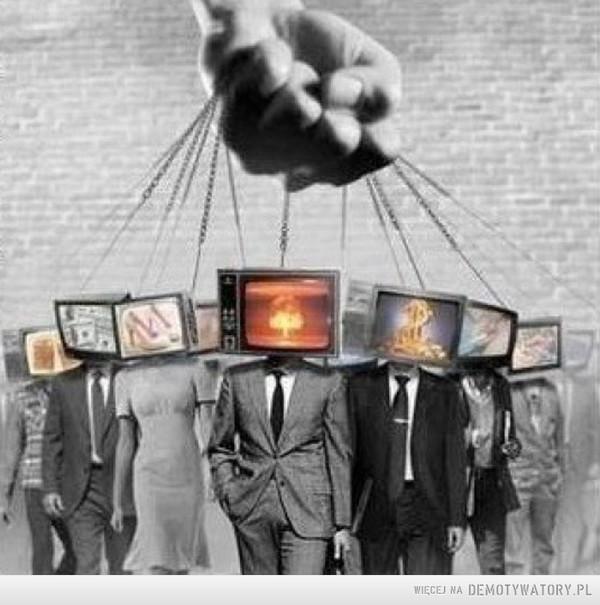 Teorie spiskowe –