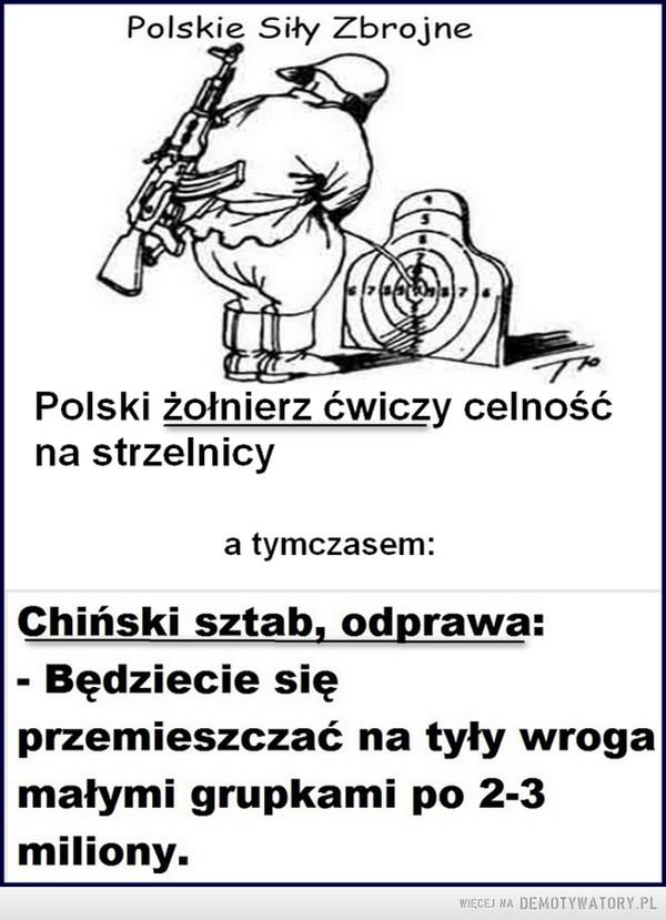 Wojsko... –