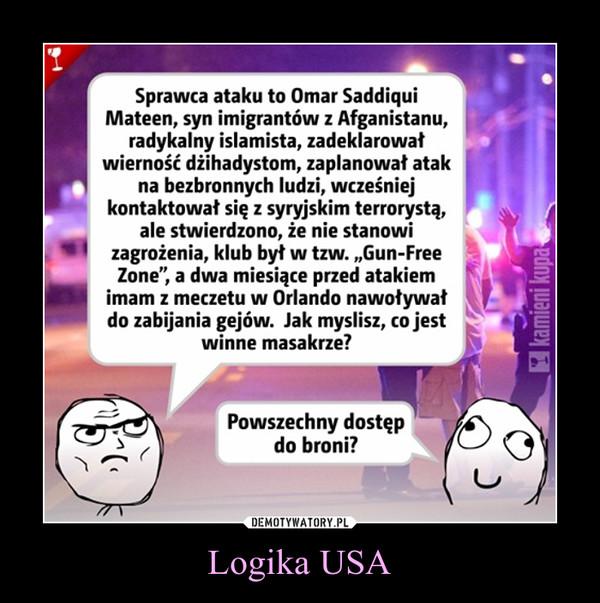 Logika USA –