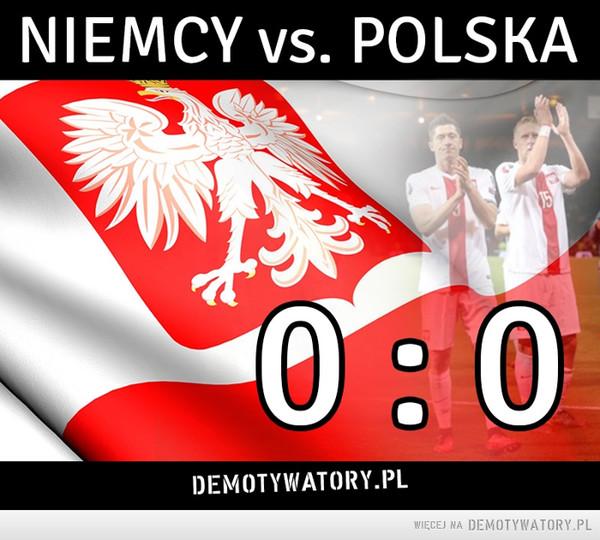 Mamy remis w meczu z Niemcami na Euro 2016 –