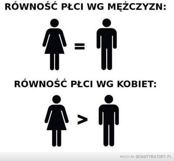 Równość płci –