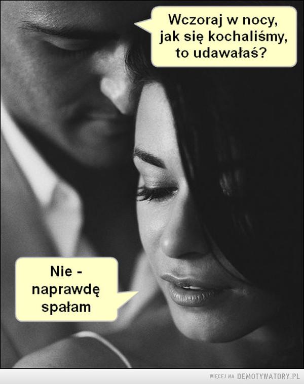 Kobiety nigdy nie udają –