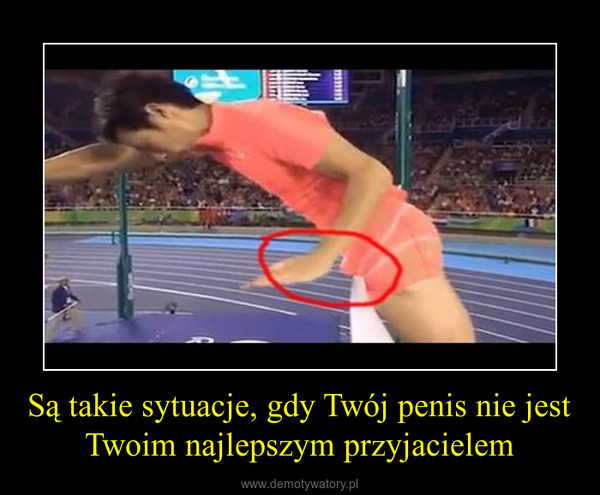 na skokach penisa)