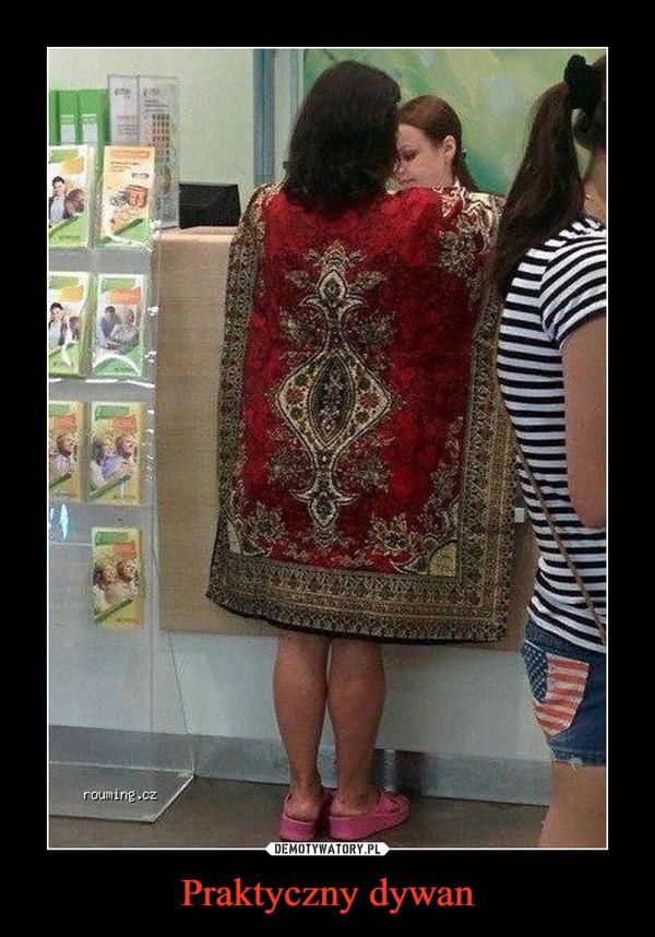 Praktyczny dywan –