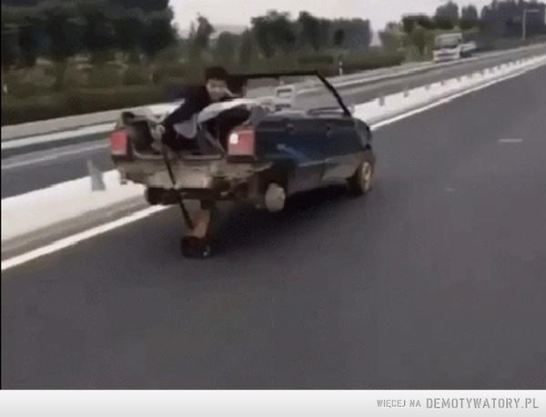 Mechanik w drodze do mechanika –