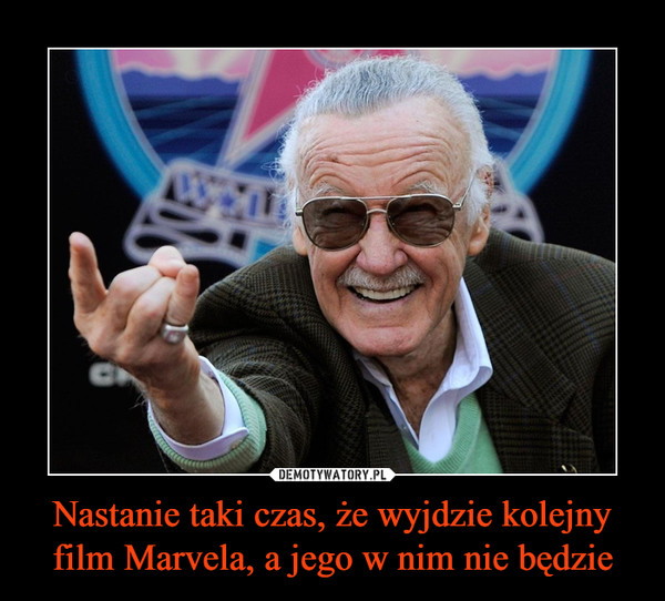Nastanie taki czas, że wyjdzie kolejny film Marvela, a jego w nim nie będzie –