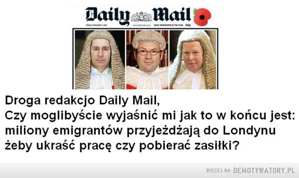 Emigracyjne rozterki –
