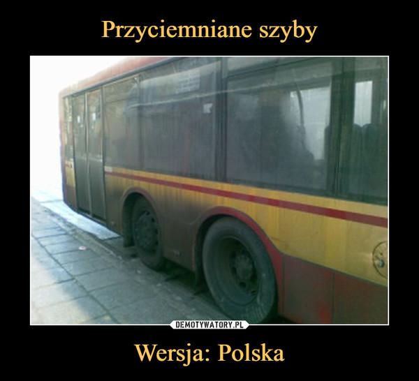 Wersja: Polska –