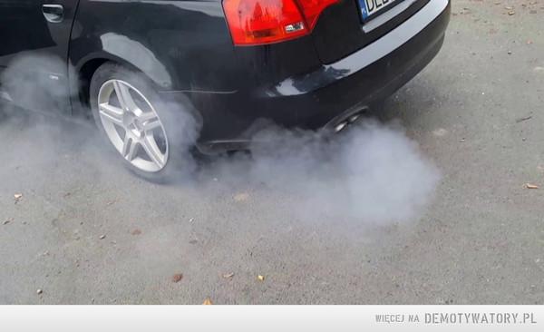 Audi – Audi przewaga dzięki oszustwie