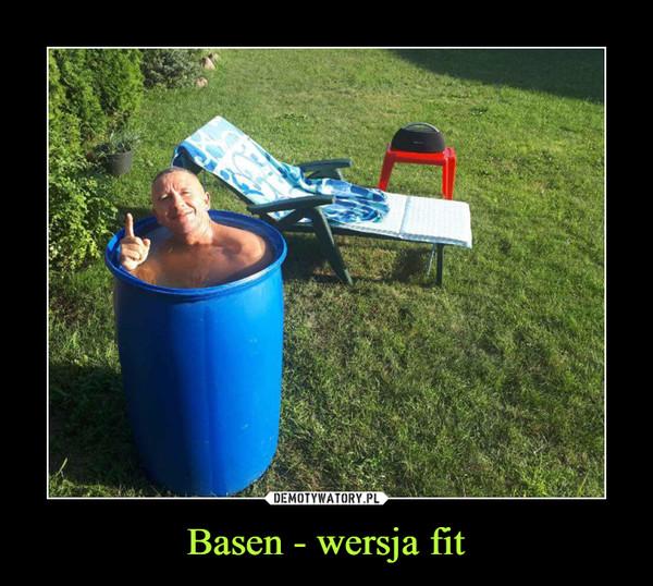 Basen - wersja fit –