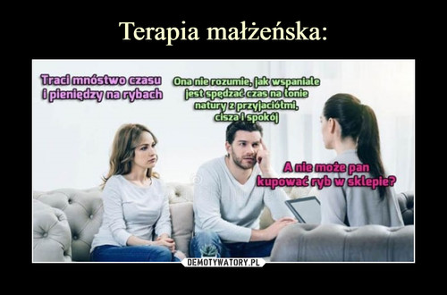 Terapia małżeńska: