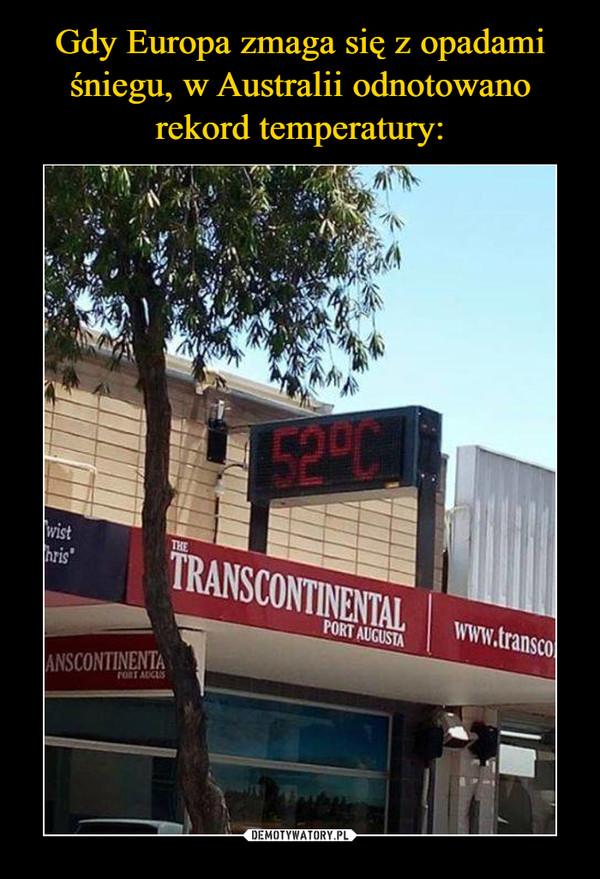 –  Transcontinental Port Augusta