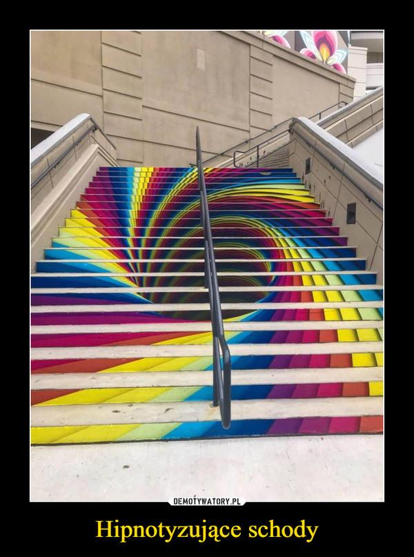 Hipnotyzujące schody –