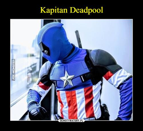 Kapitan Deadpool