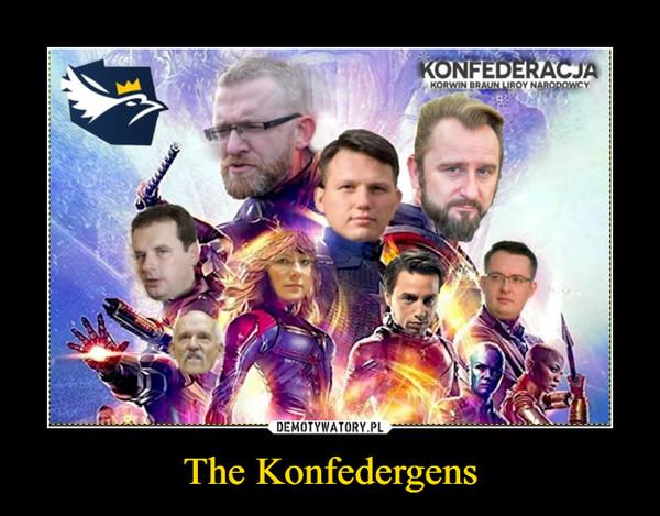 The Konfedergens –