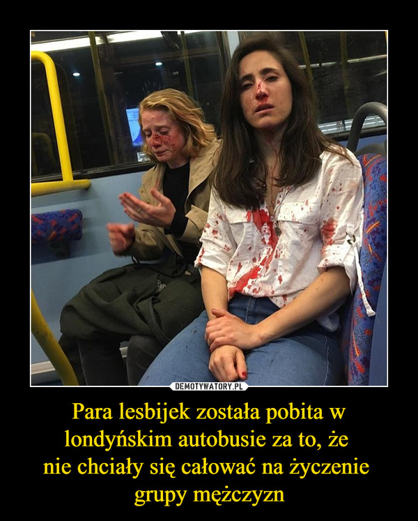 Czarne lesbijki w autobusie