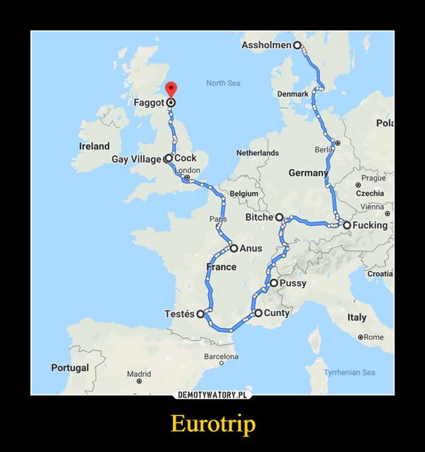 Eurotrip –