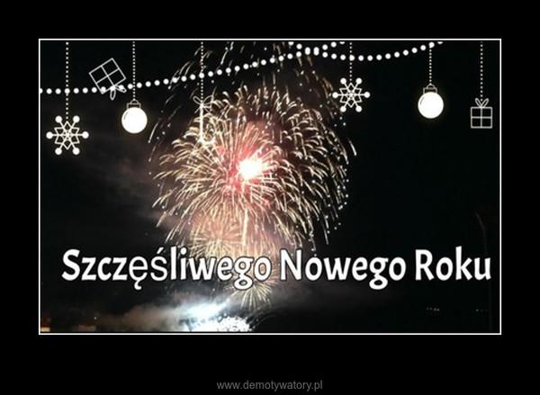 Życzenia Noworoczne 2020. –