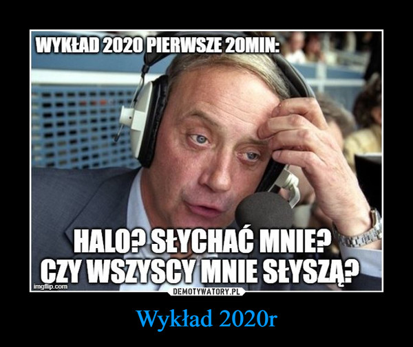 Wykład 2020r –