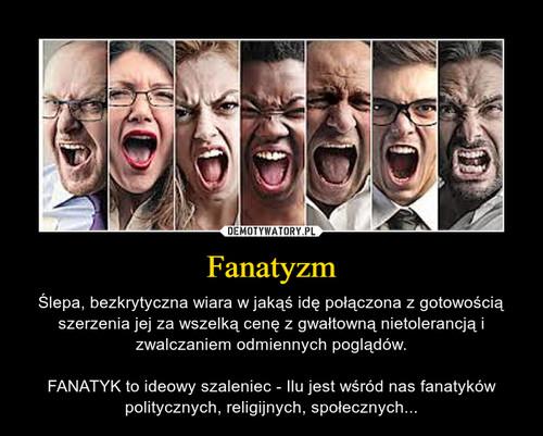 Fanatyzm