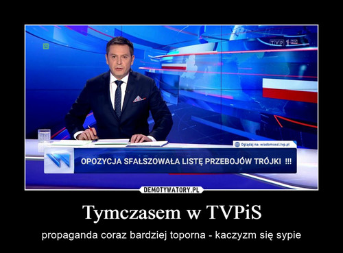 Tymczasem w TVPiS
