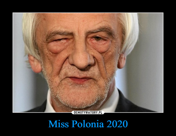Miss Polonia 2020 –