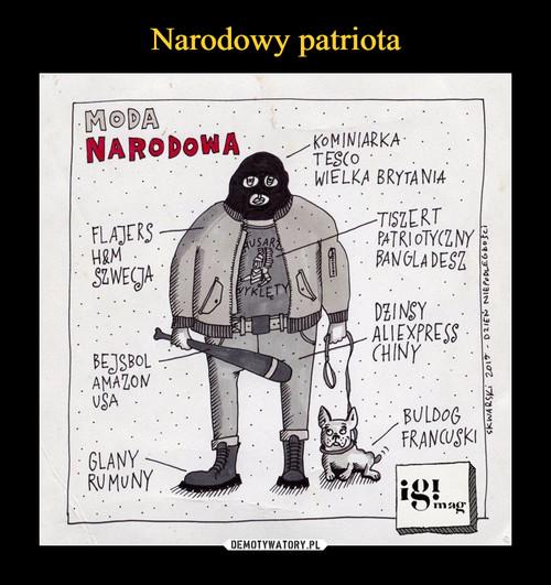 Narodowy patriota