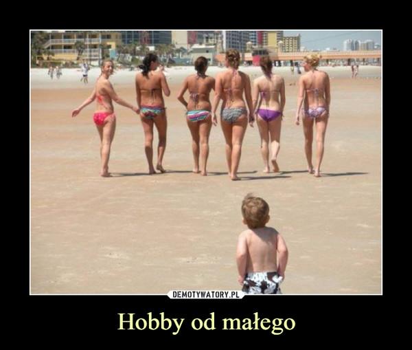 Hobby od małego –