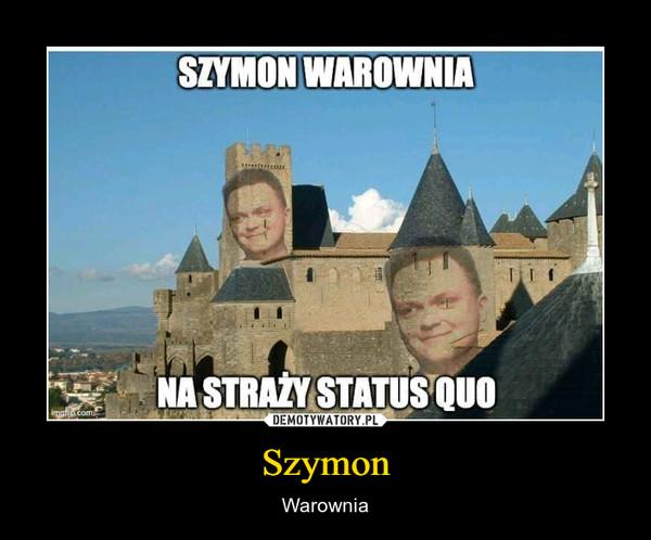 Szymon – Warownia