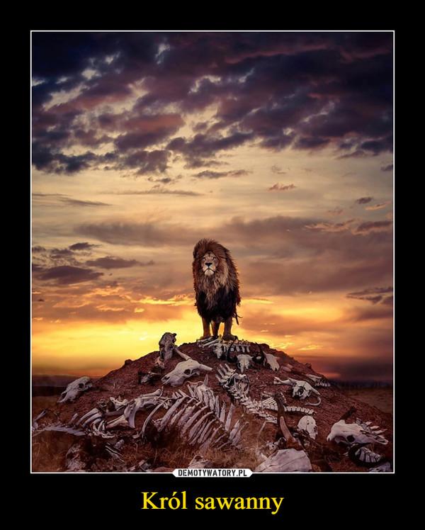 Król sawanny –