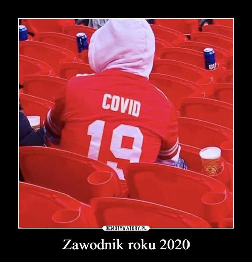 Zawodnik roku 2020