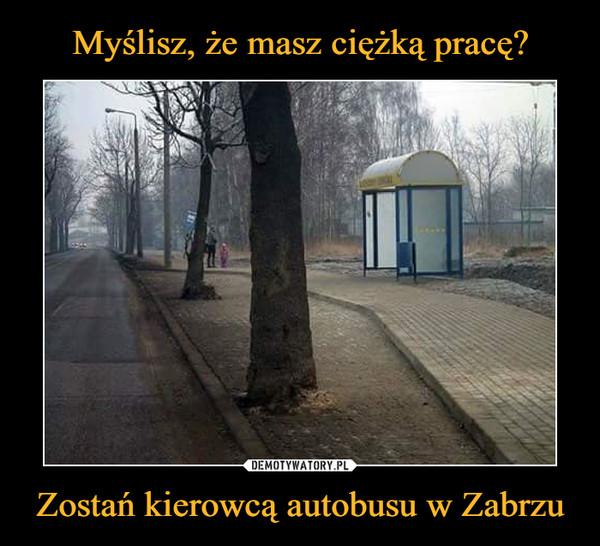Zostań kierowcą autobusu w Zabrzu –