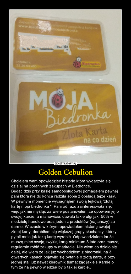 Golden Cebulion