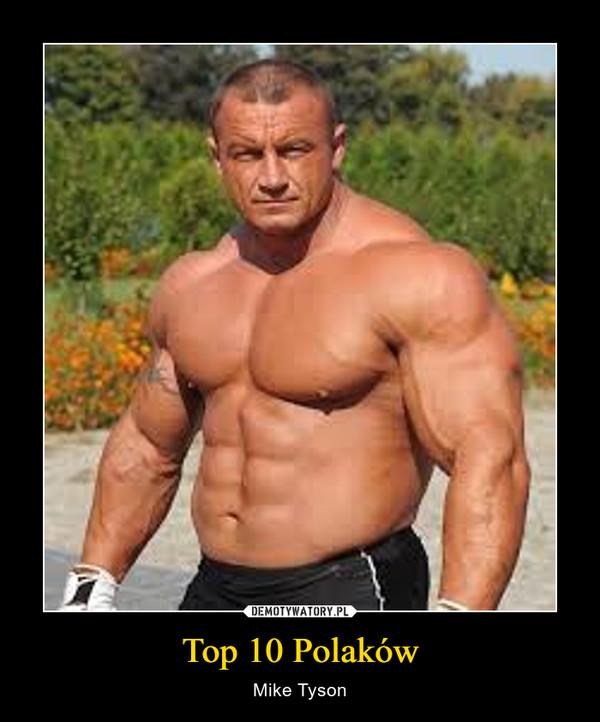 Top 10 Polaków