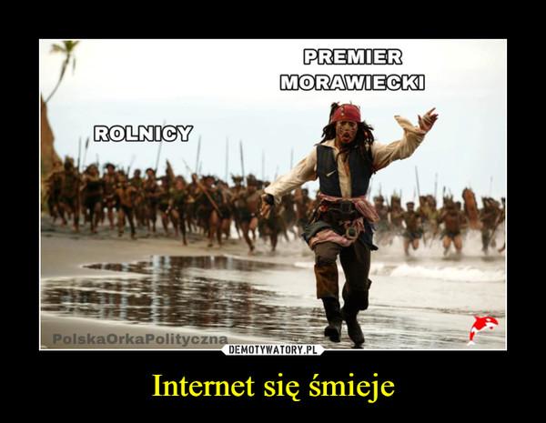 Internet się śmieje –  Rolnicy Premier Morawiecki