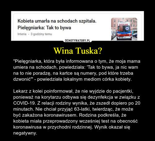 Wina Tuska?