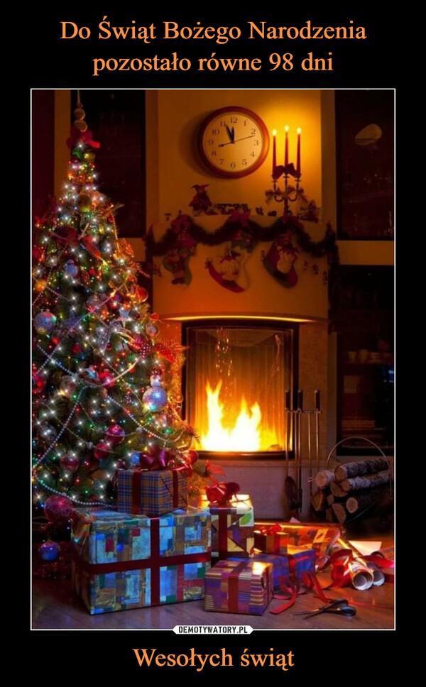 Wesołych świąt –